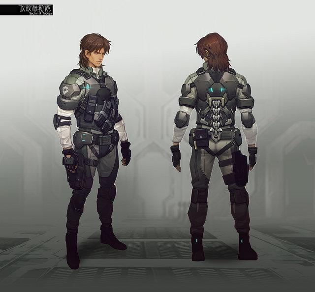 攻殻機動隊オンラインに関連した画像-07