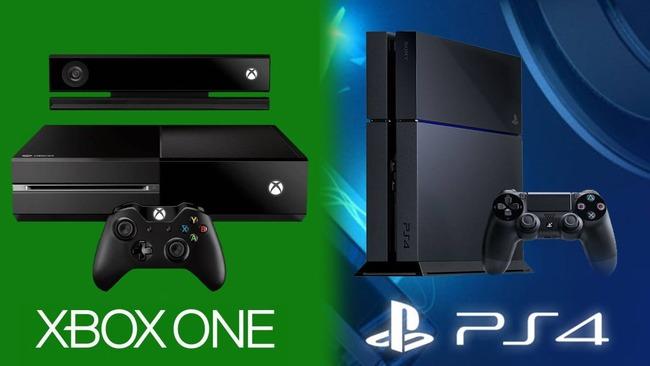 PS4 XboxOne 高性能に関連した画像-01
