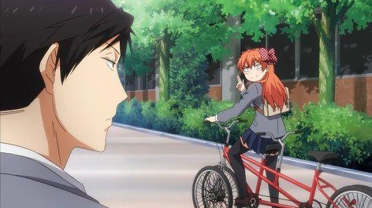 自転車自撮りJKに関連した画像-01