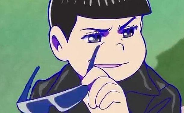 カラ松 カラ松ガールズ おそ松さん グラサン サングラス 商品化に関連した画像-01