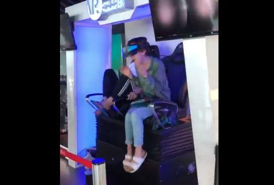 オカマ VR 体験 乙女 反応に関連した画像-03