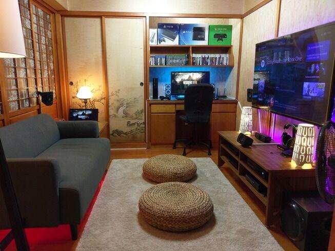 外国人 海外 ゲーム部屋 和風に関連した画像-03