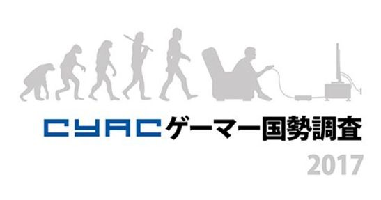 CyAC ゲーマー国勢調査 2017 タイトル ゲーム機 ソフト ハード 恋人に関連した画像-01