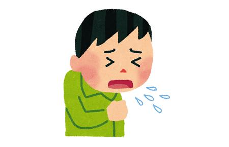 咳喘息 母親 体育 持久走に関連した画像-01
