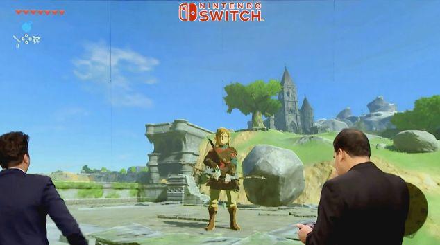 ゼルダの伝説 ニンテンドースイッチ WiiUに関連した画像-02