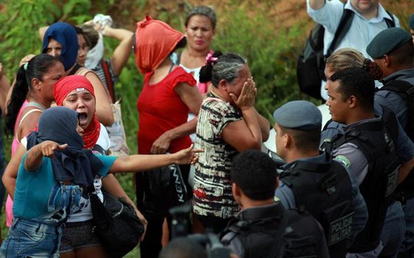 ブラジル 暴動 脱走に関連した画像-05