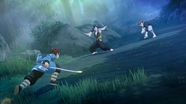 鬼滅の刃ゲームPV公開に関連した画像-06