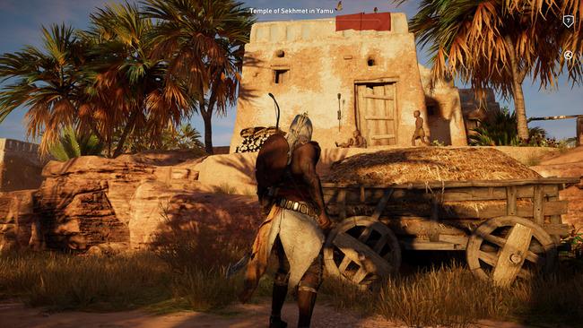 アサシンクリード オリジンズ XboxOneX ビジュアルに関連した画像-05