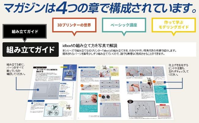週刊 マイ3Dプリンターに関連した画像-05