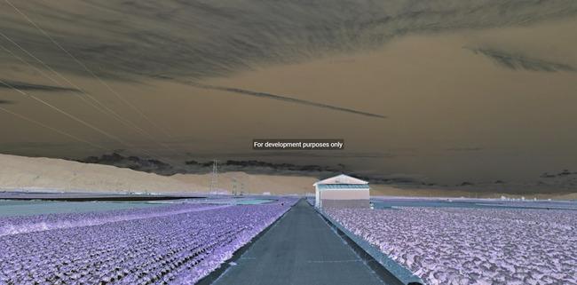 Googleストリートビュー さまよえる私 バグ 裏世界 歩き続けるに関連した画像-03
