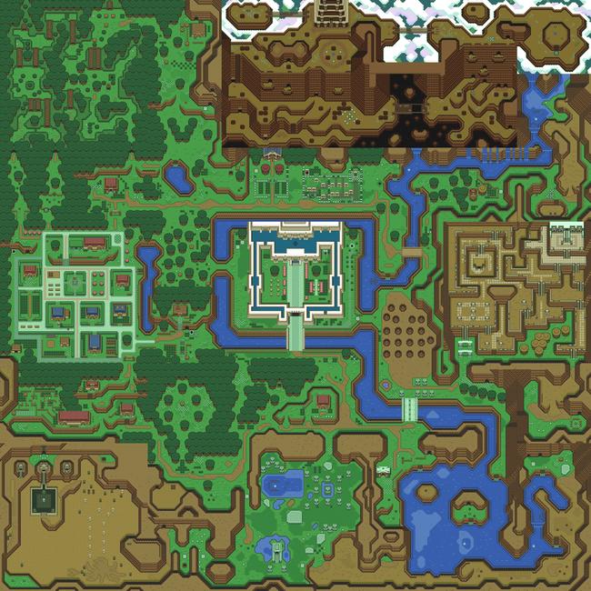 あつまれどうぶつの森 あつ森 どう森 どうぶつの森 ゼルダの伝説 神々のトライフォース マップ 再現に関連した画像-03