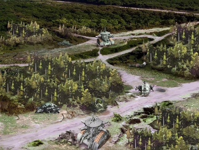 ゾイド フィールド・オブ・リベリオン MOBA アプリ スマホに関連した画像-08
