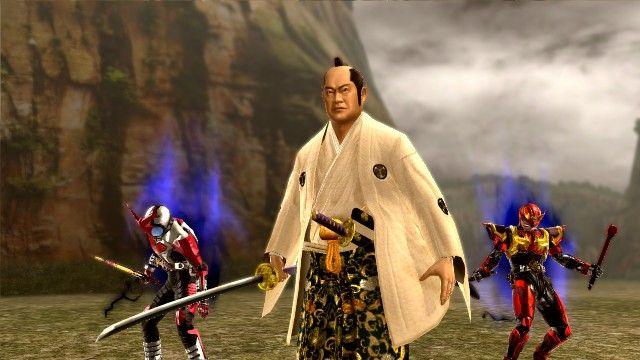 仮面ライダー バトライド・ウォー2 徳川吉宗に関連した画像-04