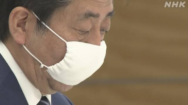 大不評な「マスク2枚配布」、実は安倍総理の独断だったと国会議員が告発!! 「総理の独断専行、あの布マスクじゃ飛沫感染防げない」