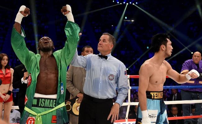 世界ボクシング ミドル級王座決定戦12回戦 再試合に関連した画像-01