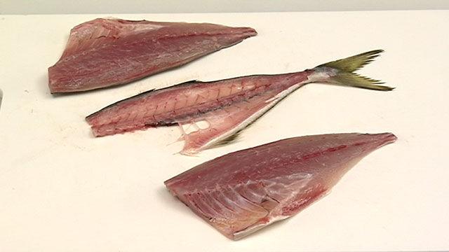 動画 魚 3枚おろし 活け〆 神経〆に関連した画像-01