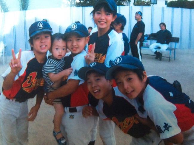 野球 少女 表参道 モデルに関連した画像-04
