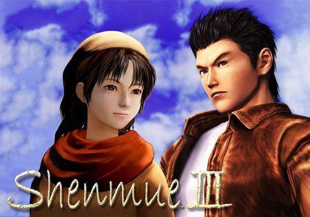 シェンムー3 開発報告に関連した画像-01