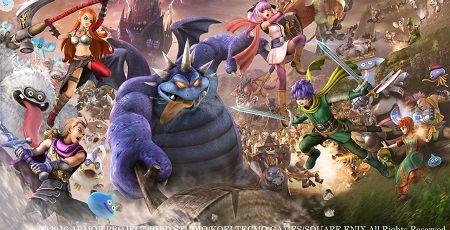 ドラゴンクエストヒーローズ2 ミネア トルネコ ククール ガボに関連した画像-01