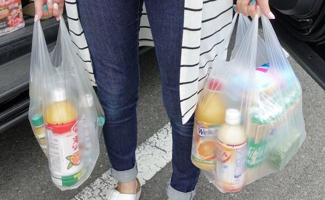 レジ袋 有料 政府 スーパー コンビニに関連した画像-01