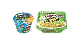 プリングルス スーパーカップ サワークリーム 焼きそば カップ麺に関連した画像-01