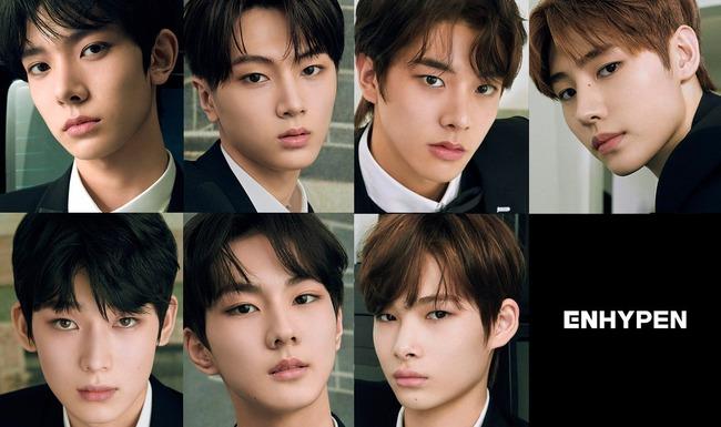 韓国 アイドルグループ ENHYPEN 公式グッズ 世界地図 日本列島 消去 批判殺到 修正 謝罪に関連した画像-01