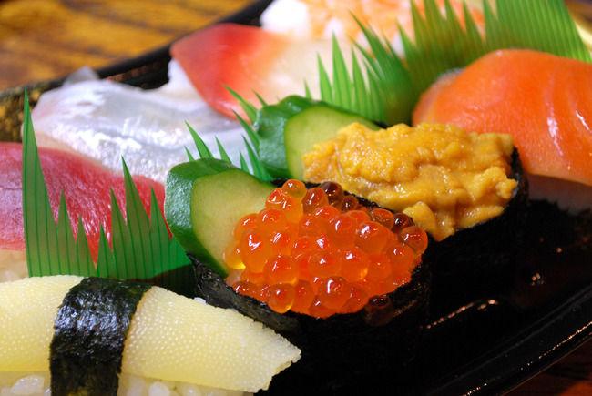 サーモン 寿司 回転寿司に関連した画像-01