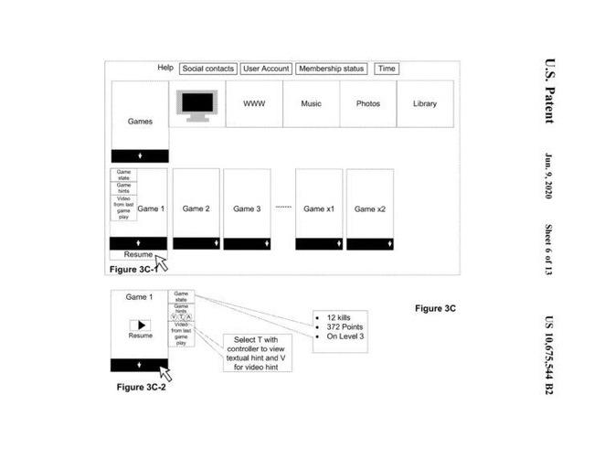 PS5 UI 特許 に関連した画像-05