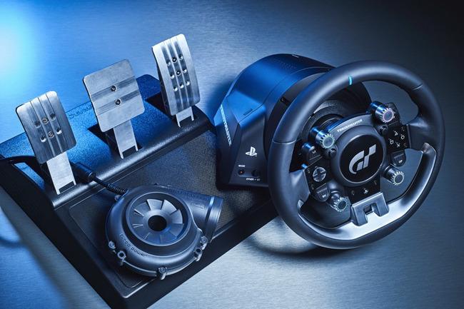 グランツーリスモSPORT 専用コントローラー T-GTに関連した画像-01