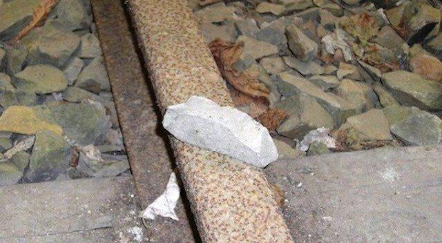 踏切 置き石 電車 緊急停止 小学生に関連した画像-01
