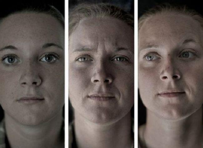 戦争 顔つきに関連した画像-05