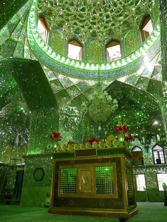 イラン シャー・チェラーグ廟 綺麗に関連した画像-04