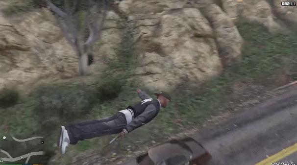 グランド・セフト・オート GTA フックショットに関連した画像-06