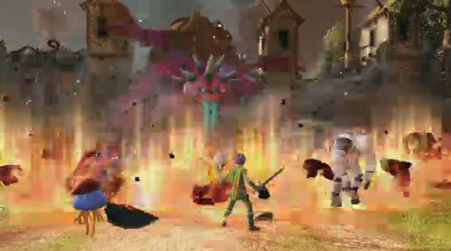 ドラゴンクエストヒーローズ DQH ドラクエヒーローズ ドラゴンクエスト ドラクエに関連した画像-14