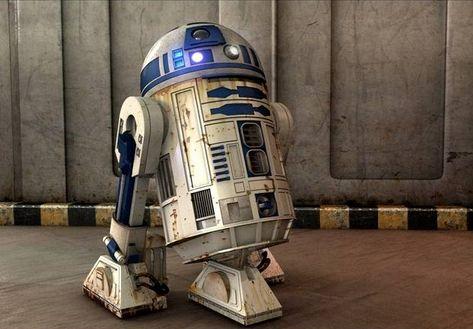 スターウォーズ 冷蔵庫 R2-D2 ラジコン 自走式 充電式 映画 ハイアールアジアに関連した画像-01