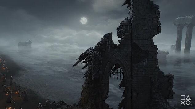 PS5 ソニー デモンズソウルに関連した画像-02