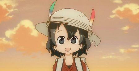 けものフレンズ 最終回 かばんちゃん 手 黒に関連した画像-01