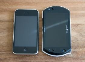 PSPvsiphone