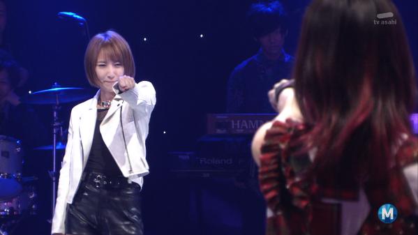 LiSA SAO 今夜 Mステ 出演 劇場版SAO 主題歌 熱唱に関連した画像-06