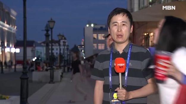 サッカー ワールドカップ 放送事故 キャスターに関連した画像-05