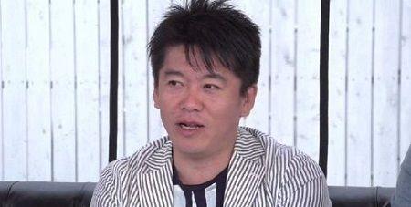 堀江貴文さん、「女装男子」とホテルに入ったところを週刊文春に報道される!まさかの堀られもんか!?