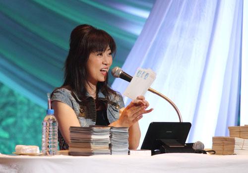 出道26年,「聲優女王」林原惠終於搞個人演唱會