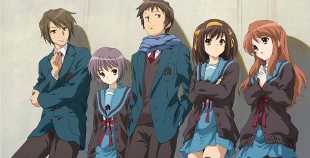 NHK 再放送 アニメ 過酷 苦行 覚悟 涼宮ハルヒ エンドレスエイト ループに関連した画像-01