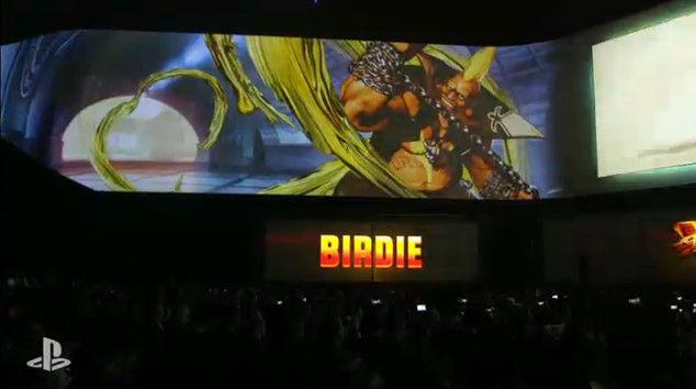 E3 SCE カンファレンス ストリートファイターに関連した画像-03