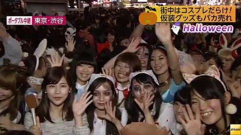 渋谷 怪盗キッド ハロウィンに関連した画像-04