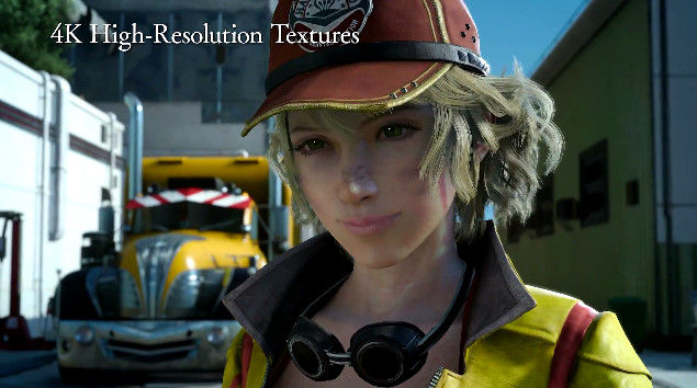 FF15 PC版 ファイナルファンタジー15 グラフィック FPSに関連した画像-04