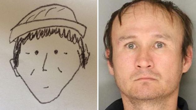 ニュース レポーター 犯人 似顔絵に関連した画像-04