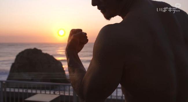 茨城 温泉 マッチョ 筋肉 動画に関連した画像-01