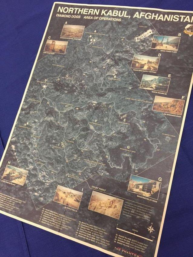 メタルギアソリッド ファントムペイン マップに関連した画像-03