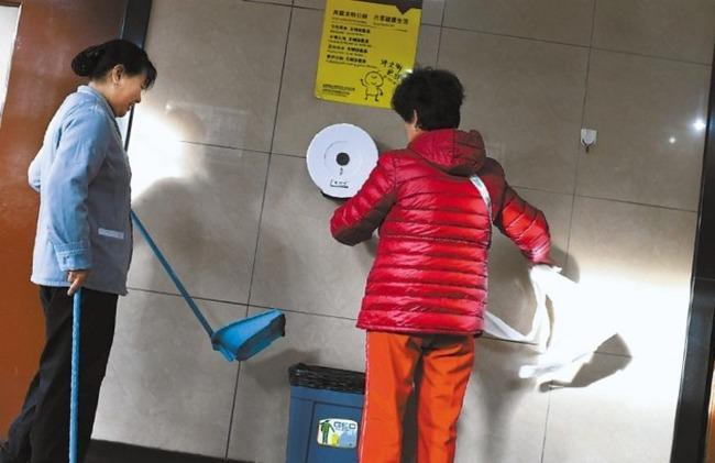 中国 トイレットペーパーに関連した画像-01